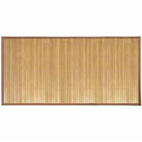 Elegant Bamboo Schach Mat , Decorative Bamboo Floor Mats Insect Resistant